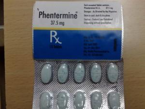 Phentermine 37.5 mg fat burner diet pills.