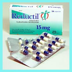 Reductil was a diet pill that contained sibutramine
